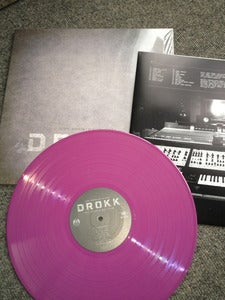 Image of Geoff Barrow & Ben Salisbury: DROKK music inspired by Mega-City One 'DEATH Edition' LP