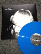 Image of ANIKA - self titled BRIGHT BLUE exclusive LP
