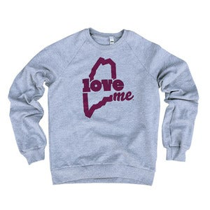 Image of LoveME - Lightweight Pullover (Grey)