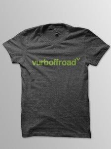 Image of VurbOffroad Heather Black Tee