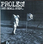 "Image of PROLES! / One Small Step (7"" vinyl EP)"