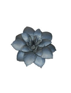 Image of BLOSSOM CLIP/PIN Quicksilver, Petite