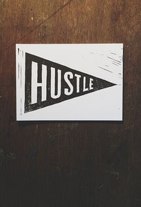 Image of Hustle Flag