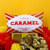 Image of Tunnock's Caramel Wafer Screen-Printed Cushion