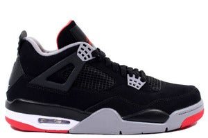Image of Air Jordan IV Bred