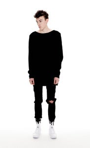 Image of Long Oversize Sweater