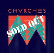 "Image of CHVRCHES 'The Mother We Share' 10"" Transparent Red Vinyl"