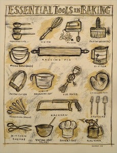Image of Essential Tools in Baking