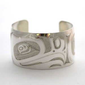 Image of Silver Eagle Bracelet