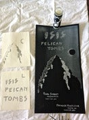 Image of ISIS / PELICAN / TOMBS original artwork + silkscreened poster