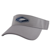 Image of Fly Fishing Visor - Grey