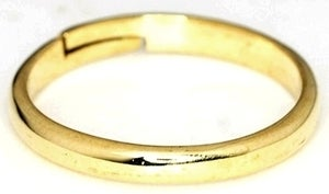 Image of Ring Band - Brass