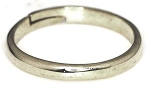 Image of Ring Band - White Bronze
