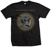Image of Generation of Vipers - Crow/Triskele Adult Shirt