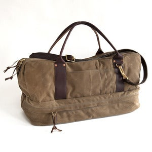 Image of Pilot Duffle Field Tan