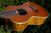 Image of Ohana CK-80RW Myrtle/Redwood Concert w/ Case