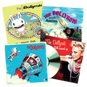Image of 4 Disc CD Discography