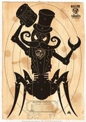 Image of 2012 Dragon*Con Limited Edition: Doktor A's Mechtorian Print