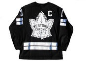 Image of Chronic Leaf's Jersey (Black)