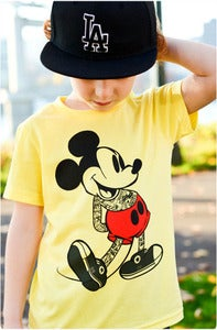 Image of Mickey Punk Tee (NOT FOR SALE - Only Available w/ Purchase of $100 or More)