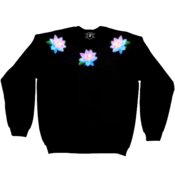 Image of V.V.S Lotus Crewneck