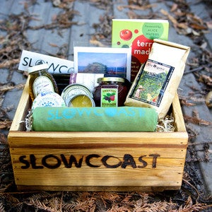 Image of SLOWCOAST Made Gift-box (yes wine)