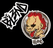 Image of DJ BL3ND STICKERS