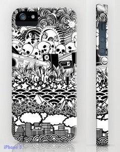 Image of Glimpse iPhone Case