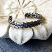 Image of cross path bracelet