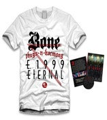 Image of Bone Thugs Eternal T-Shirt White