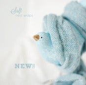 Image of purebaby Newborn Nest Wrap, SOFT | Photography Prop