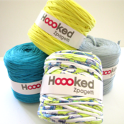 Image of Hoooked Zpagetti Yarn - Beach Tones