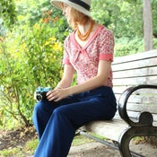 Image of Juniper pant sewing pattern by Colette Patterns