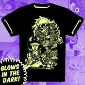 Image of GLOW IN THE DARK GHOST STORY T-SHIRT 