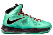 Image of Nike LeBron X Cutting Jade (GS)