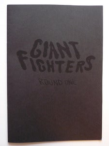 Image of Giant Fighters Round 1- Mini Comic