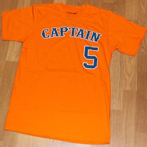 Image of Captain (orange)
