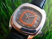 Image of VINTAGE LECOULTRE MEMOVOX - ORANGE/GRAY/AWESOME