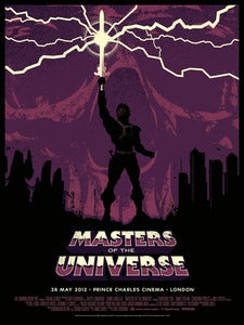 Image of Masters of the Universe - Purple