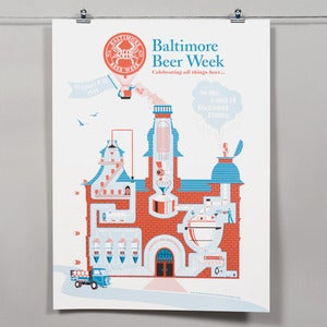 Image of Baltimore Beer Week
