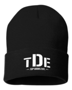 Image of TDE LOGO Beanie