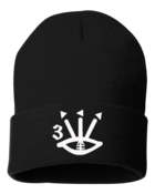 Image of HP3 eye Beanie
