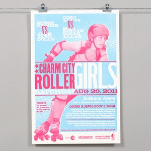 Image of Charm City Roller Girls
