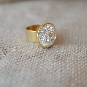 Image of Round Adjustable Ring