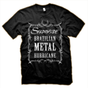 Image of Shadowside - Brazilian Metal Hurricane T-Shirt