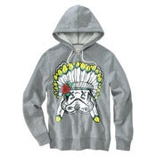 Image of Zip Up SLOTH Chief Trooper Hoodie
