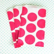 Image of Pink Dot Treat Bag