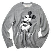 Image of BW SLOTH'D Mouse Crew Neck Sweater (Black Friday Special)