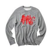 Image of RED SLOTH Tag Crew Neck Pullover Sweater