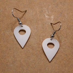 Image of Pin Earrings